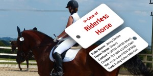 ICEtags for Horses