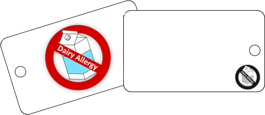 Allergy ICEtags